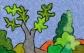 Higuera y vegetación