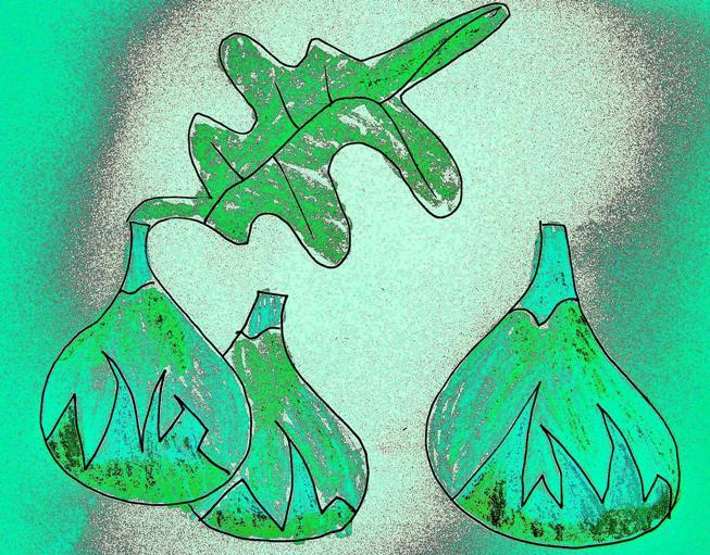 higos-verde